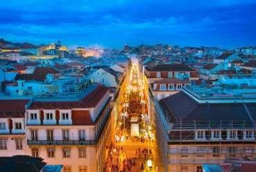 Capodanno a Lisbona da 575 euro solo colazione