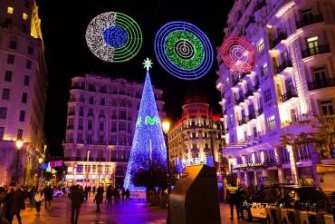 Capodanno a Madrid da 555 euro solo colazione