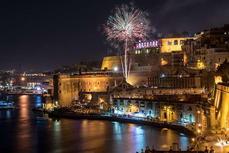 Capodanno a Malta da 470 euro