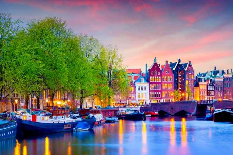 Vacanza a amsterdam volo hotel da 277 for Vacanza a amsterdam
