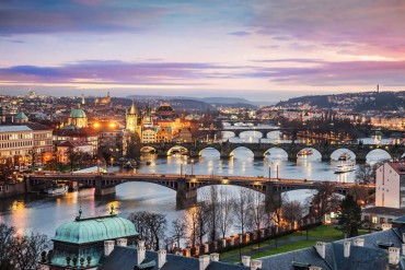 Vacanze a Praga, volo + hotel da 131€