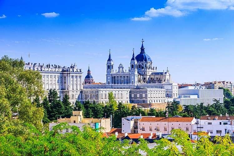 Vacanza a Madrid, volo + hotel da 198 euro