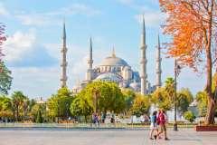 Viaggio a Istanbul, volo + hotel da 262 euro