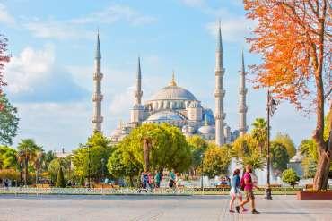 Viaggio a Istanbul, volo + hotel da 262 euro solo colazione