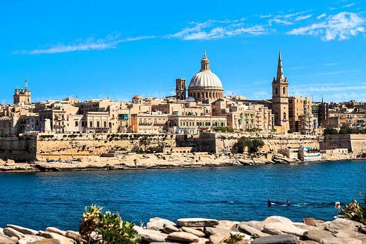 Crociera a Malta, Spagna e Francia da 1.389 euro