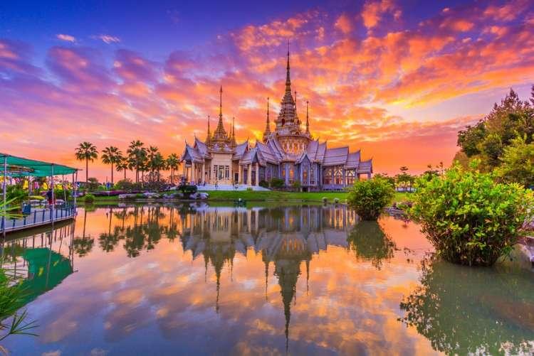 Viaggio in Thailandia con sconto fino al 28%