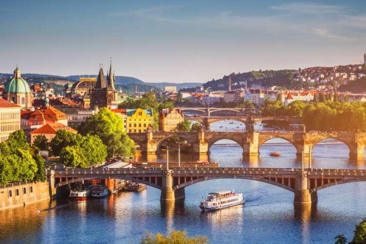 a Praga con sconto fino al 20%