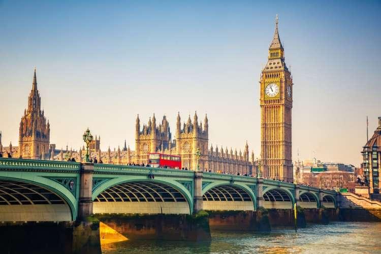 a Londra con sconto fino al 59%
