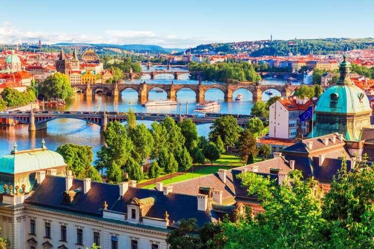 a Praga con sconto fino al 27%