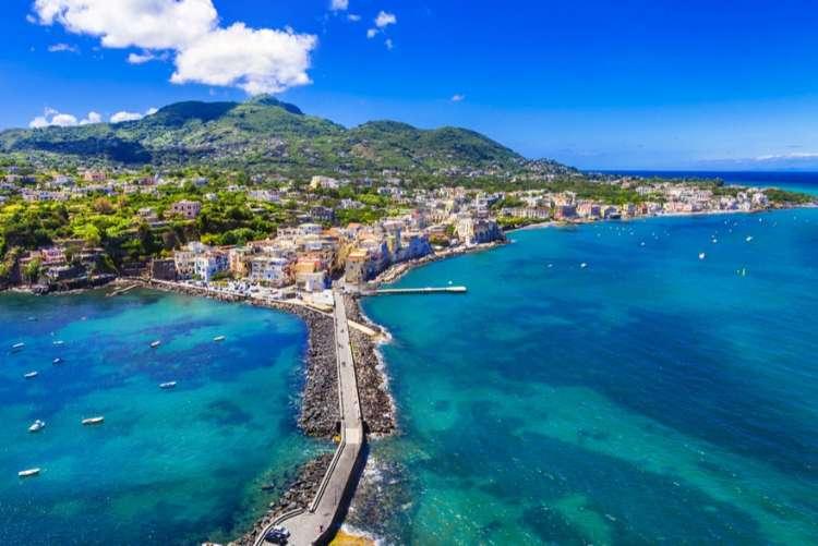 Settimana a Ischia con ingresso Spa da 238 euro
