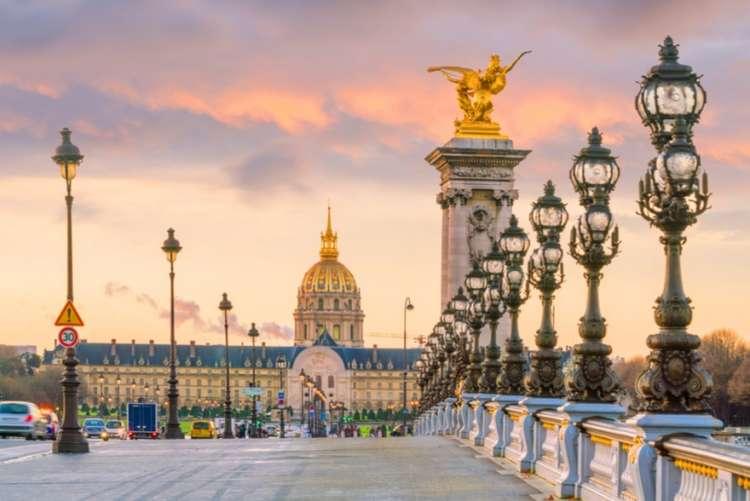 Vola a Parigi con sconto fino al 36%