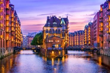 Vola ad Amburgo con sconto fino al 43% solo colazione