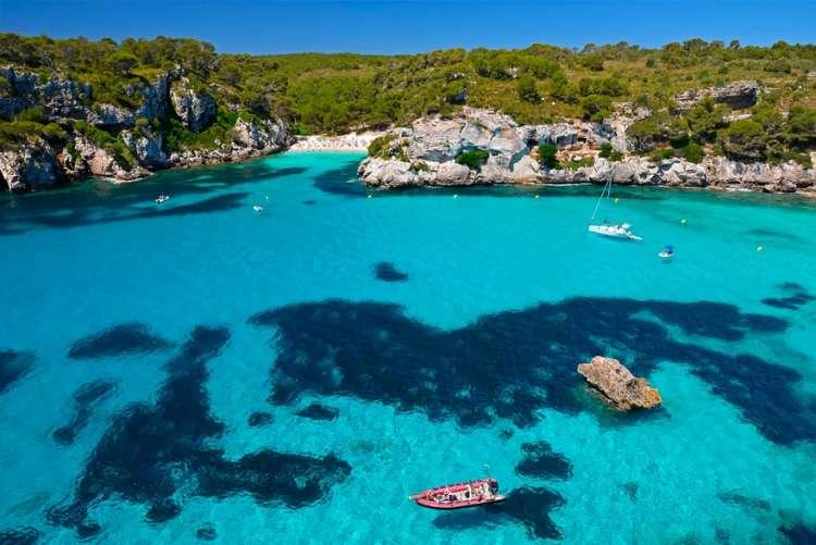 Tirreno e Baleari
