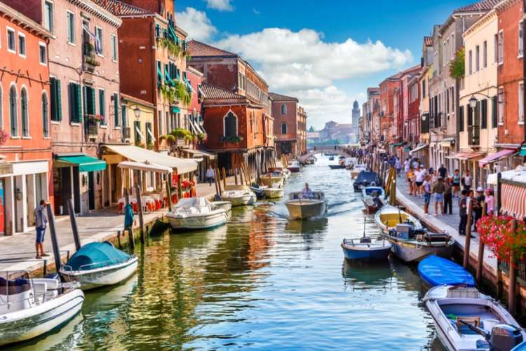 Soggiorno a Venezia con sconto fino al 41%