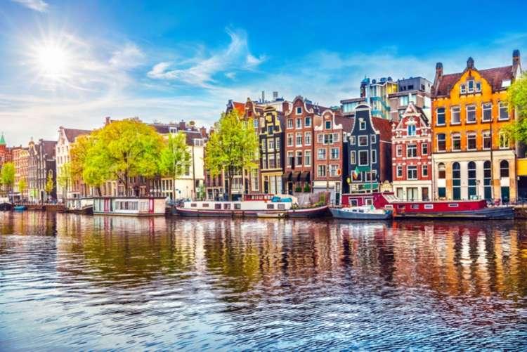 Vacanza ad Amsterdam con sconto fino al 30%
