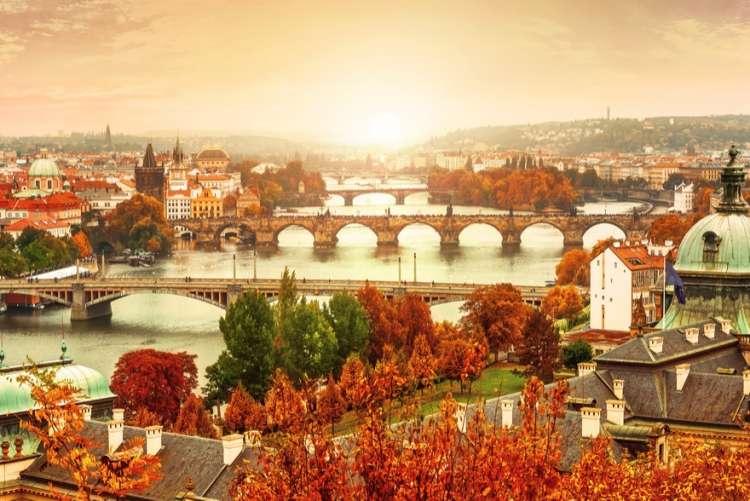 a Praga con sconto fino al 52%