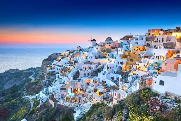 Vacanza a Santorini con sconto fino al 40%