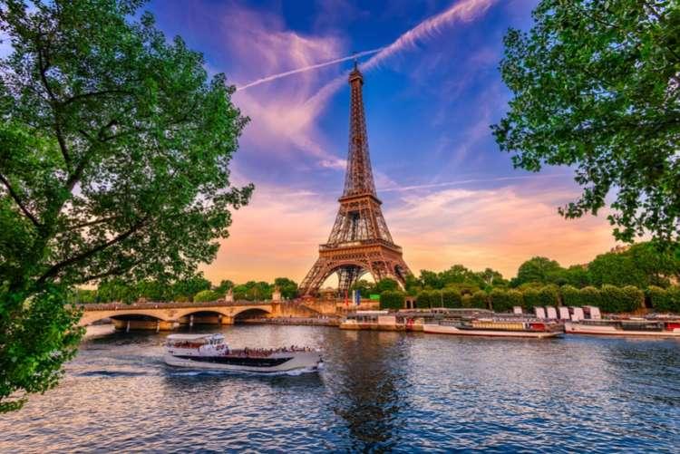 Parigi con sconto fino al 44%