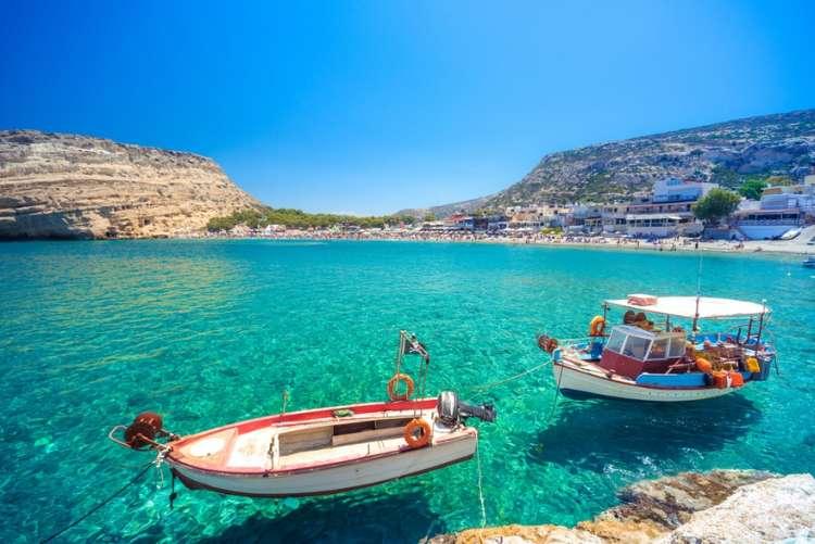 Vacanza a Creta con sconto fino al 37%