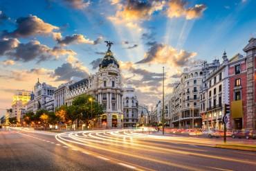 Vacanza a Madrid con sconto fino al 48% solo colazione