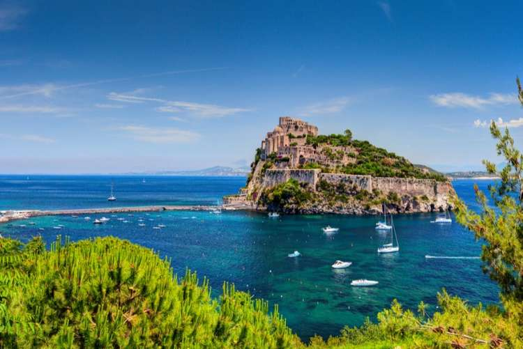 Vacanza a Ischia con sconto fino al 58%