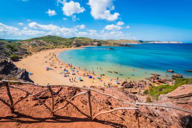 Viaggio a Minorca con sconto fino al 45%