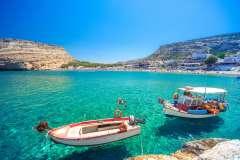 Kiani Beach Resort a Creta con sconto fino al 52%