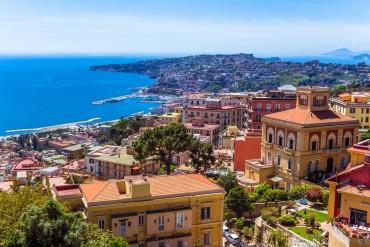 Viaggio a Napoli con sconto fino al 56% solo colazione