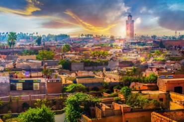 Marrakech con sconto fino al 53% solo colazione