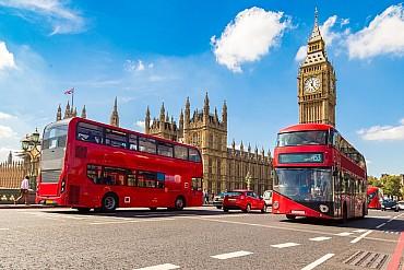 Voli a/r a Novembre per Londra da 134 euro