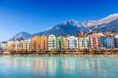 Voli a/r a Dicembre per Innsbruck da 180 euro