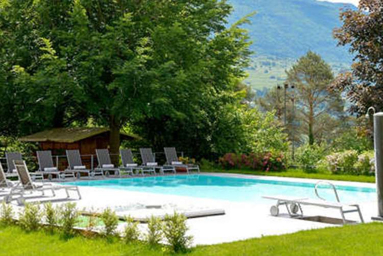 Benessere nelle Dolomiti e degustazione da 99 euro per 2 persone