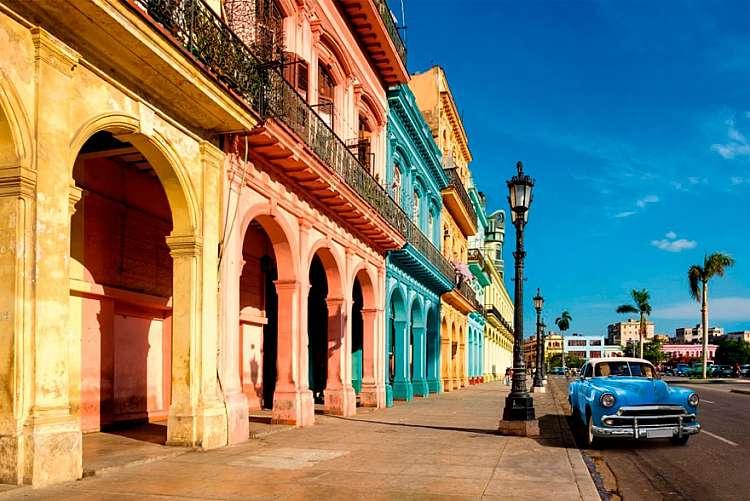 Crociera al ritmo cubano da 786 Euro