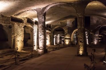 Alla scoperta della Napoli sotterranea per il ponte di Ognissanti