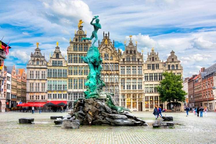 Dolce city break tra le delizie di Anversa