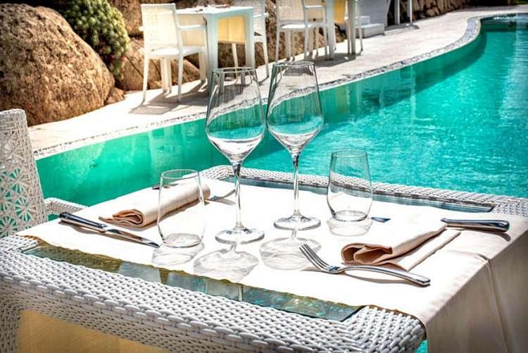 Weekend di lusso in Sardegna