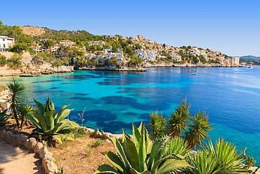 Un weekend alle isole Baleari con vista sul Mar Mediterraneo