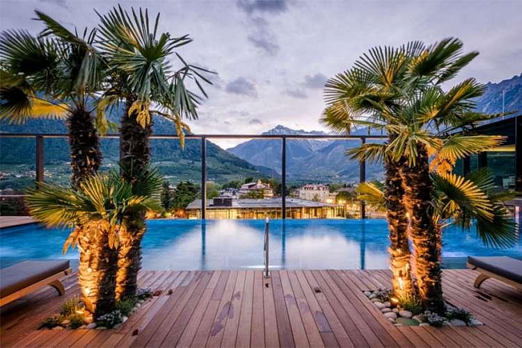 Spa break all'Hotel Terme Merano: il benessere in Alto Adige anche a Natale!