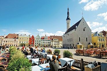 Crociera nel cuore del Mar Baltico