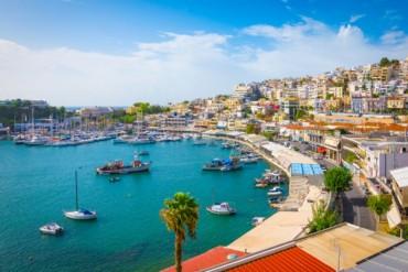 Crociera nel Mediterraneo