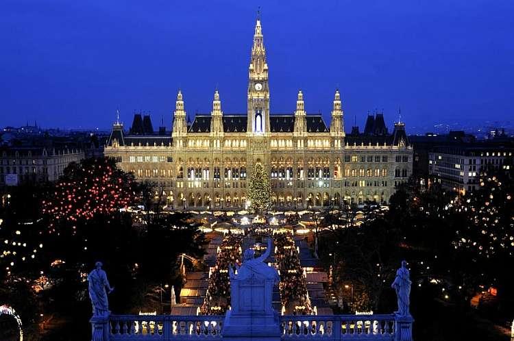 Capodanno a Vienna: vola nella capitale della felicità!