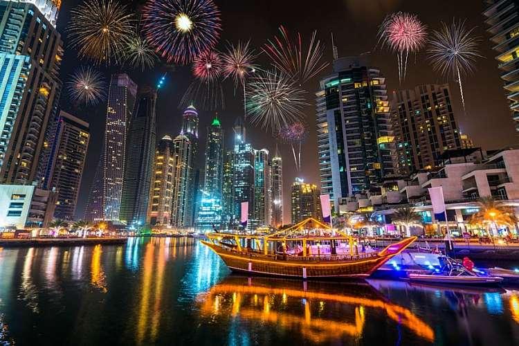 Capodanno a Dubai: vola per un capodanno esclusivo, tra moda e lusso!