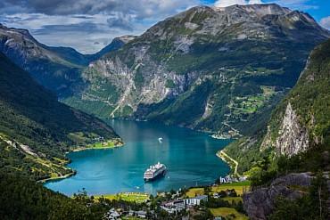 Crociera nel Nord Europa tra i magnifici Fiordi e la Trollstigen