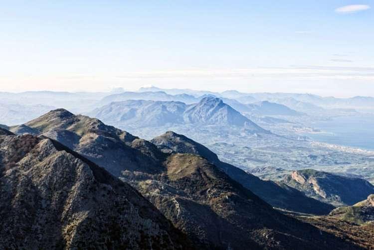 Madonie Medievali, Alpi della Sicilia e Palermo : luci e siti UNESCO