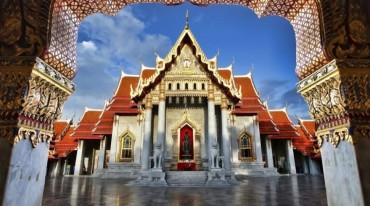 THAILANDIA - Bangkok- Koh Samui. I templi e il mare del golfo del Siam
