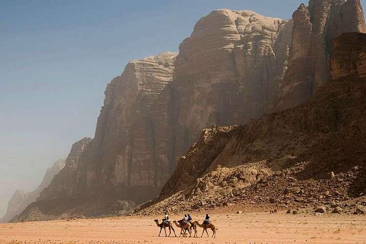 Tour della Giordania + soggiorno a Dubai: 10 giorni ricchi d'oriente!