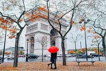Offerte voli Parigi: voli A/R + assicurazione + zaino da 118 euro