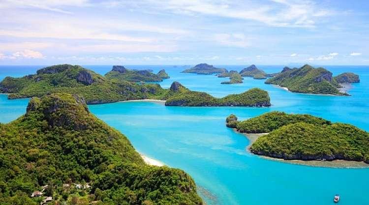 Scopri la Thailandia: i templi e il mare del golfo del Siam