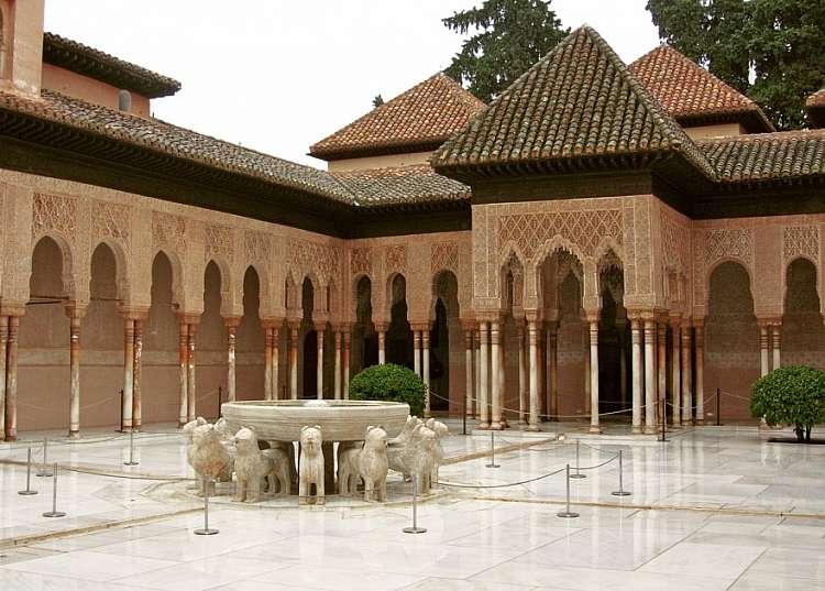 Tour classico dell'Andalusia in auto nei luoghi imperdibili
