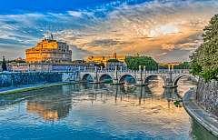 In giro per una Roma insolita vintage e new age con Valentina e Luisa